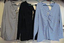 NEW WOMANS MICHAEL KORS PULL OVER TOP MSRP 79.50 PICK SIZE-1X 2X 3X  & COLOR