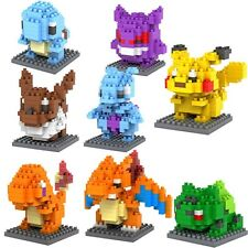 Pokemon Diamond Blocks Building toysmini nano block for Kids  Gifts