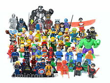 Minifigures and Custom Super Heroes [Superhero] + Mini Figures [CHOOSE]