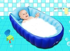 Baby Toddler Inflatable Bath Tub Bathing Seat Swimming Pool  Safety BT689