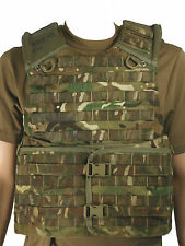 Used British MTP Mk4 Osprey Vest, Belt and Cummerbund Set