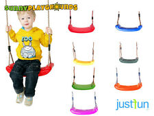 SWING SEAT Plastic Set Accessories With Rope Outdoor Playground Fun FreeShipping