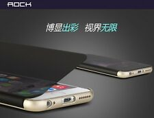 Rock Screen Window Touch UI Transparent View Case For iPhone 6 6S 6 Plus 6S Plus