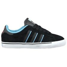 Adidas CAMPUS VULC Black Aqua Scarlet Skate Discounted 159 Men's Athletic Shoes