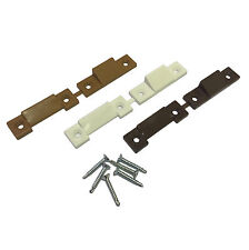 uPVC Window Locking Wedges | Improve window seal & security | 5 / 10 / 15 Pairs