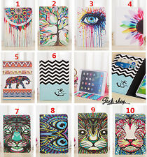 2015 New PU Leather Flip Cover Case Stand Shell Housing For iPad 2 3 4 Air Mini
