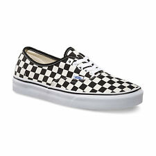 VANS AUTHENTIC GOLDEN COAST UNISEX Shoes (BLACK/WHITE CHECKERBOARD) NEW in BOX!!