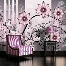 PHOTO MURAL WALLPAPER WALLCOVER NEW HOME DECORATIONS FLORAL MOTIVE THEME 1200VE