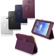 Folio PU Stand Case Flip Cover Skin for ASUS MeMO Pad HD 7.0 ME173X 7inch Tablet