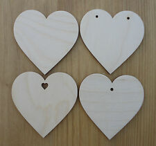 Wooden Shapes, heart shape, Birch Wood, wedding craft,love hearts embellishments