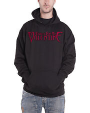 Bullet For My Valentine Logo Official Mens New Black Pullover Hoodie