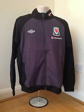 Umbro Wales Welsh Cymru Football Training Jacket Mens SIZES L / XL /M RRP £45