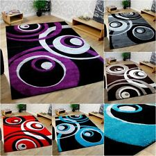 Black Purple Red Brown Cream Teal Blue Modern Extra Large Living Room Rugs