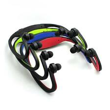 New Sports Cordless Headphone Running Earphone FM Radio Music MP3 Player Headset