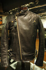 Vanson Chopper, Black Comp. Weight Leather Jacket, Absolutely Amazing!!