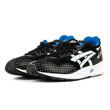 f7e776013f85 ASICS GEL SAGA BLACK/GLOW IN THE DARK GID SNEAKERS H4A0N-9007 SHOES BRAND