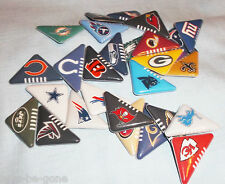 NFL Tabletop Football Game With Instructions Choose Your Team