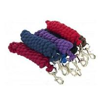 Trigger Clip Lead Rope Leadrope Lead Rein ALL COLOURS 2 METERS