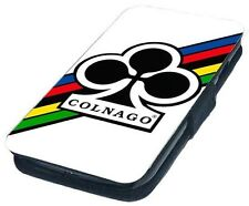 colnago cycling flip case wallet fits iphone samsung