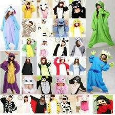 Unisex Adult / Child Pajamas Kigurumi Cosplay Costume Cartoon Onesie Sleepwear