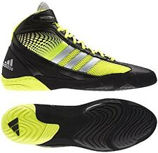 adidas Wrestling Shoes Response 3.1 Black/Silver/Electricity********** CLOSE OUT