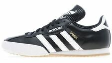 ADIDAS ORIGINALS SAMBA SUPER LEATHER MENS TRAINERS, SHOES, UK 9 to 9.5 BLACK
