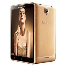 5.3 inch Lenovo Golden Warrior S8 Slim Cellphone MTK6592M 16GB ROM Octa Core GSM