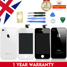 For iPhone 4 4S 5 5C 5S LCD Display Screen Digitizer Assembly Apple Replacement
