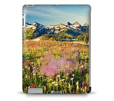 Your Mountain Is Waiting Travel Adventure Tablet Hard Shell Case for iPad, Kin..