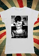 Pure DISCO Sh*t Sexy Girl Tumblr Blogger Women T-Shirt Vest Tank Top 1056