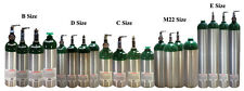 Catalina Oxygen Tanks Aluminum Medical Cylinder Made In USA Ships Empty New