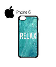 RELAX Pool Sea Holiday Blog iPhone 4 5 5c 6 Plus S Phone Mobile Case Cover 1140