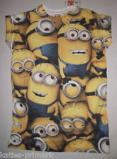 PRIMARK LADIES THE MINIONS DESPICABLE ME 2 T SHIRT TEE SHIRT TOP UK 6 - 20 BNWT