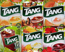 TANG Many Flavors No Sugar Needed Makes 2 Liters Of Drink Mix 25g From Mexico