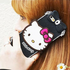 Hello Kitty Case for Galaxy S5/Note4/Note3/Note2 Silicone Cover Classic 4Colors