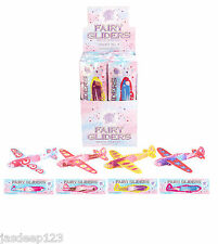 Fairies Flying Gliders for Childrens Birthday Party Bag Fillers Toy Games Girls
