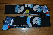 The Smurfs Knee High Socks Sock Size 9-11 Shoe Size 4 to 10