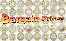 Wide Selection of Commemorative Two Pound Coins (£2) Great Prices