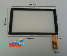 "Touch Screen digitizer for 7"" inch Android Allwinner A13, A20 & A23 tablets"