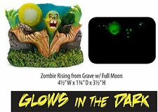 The Swimming Dead  New Zombie Aquarium Ornaments  Glow in the Dark   You Pick!