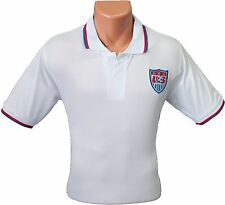 USA Polo Style National Team Soccer/Futbol Home Jersey **LIQUIDATION SALE!!**