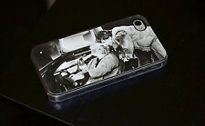 Back To The Future Doc Martie BW Hard Phone Case Fits iPhone 4 4s 5 5s 5c 6