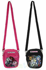 New Monster High Camera Lanyard Messenger Shoulder Cross Coin Purse Bag