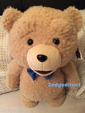 """NEW 17"""" OFFICIAL TED 2 MOVIE TEDDY BEAR PLUSH CUDDLY SOFT TOY GIFT"""