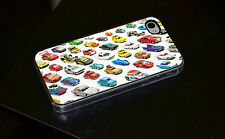 Hot Wheels Legendary Cars Phone Case Fits iPhone 4 4s 5 5s 5c 6