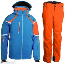 PHENIX STEAM Jacket + MATRIX III Pants - Ski Set Completo Sci Uomo 472OT35BL