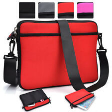 Kroo SC6 Protective 10 Tablet & e-reader Shoulder Messenger Travel Bag Case
