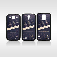 Johnnie Walker Double Black For Samsung Galaxy S3, S4, S5 Case