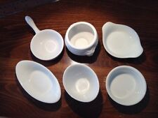 Mini Serving Dishes for individual bite tasting butter salt amuse bouche gueule