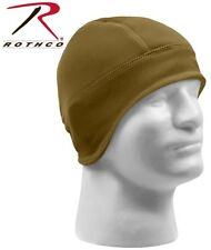 Coyote Brown Military Survival Skiing Fleece Tactical Hat / Helmet Liner 55287